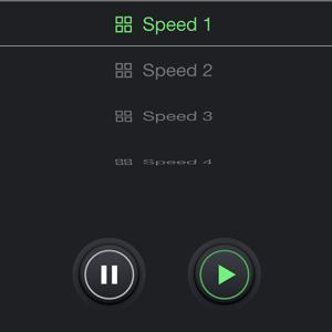 Twinkle Mode Speed