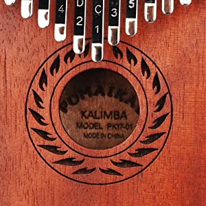 Kalimba 17 keys