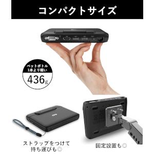 GPD micro PC コンパクトサイズ