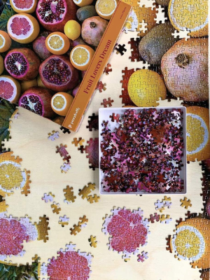 1,000 Piece Jigsaw Puzzle by Puzzledly for Adults /& Teens Oriental Vibes