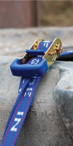 aerofast motorcycle ratchet tie down strap