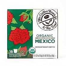 Organic Mexico Single Serve Kcups