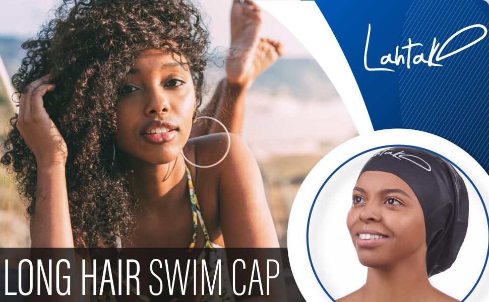 Swim Caps Long Hair