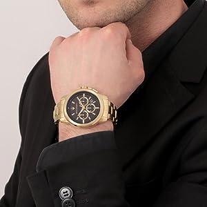Dettaglio orologio Maserati Successo