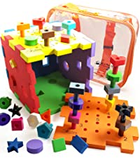 Shapes Puzzles for Toddlers