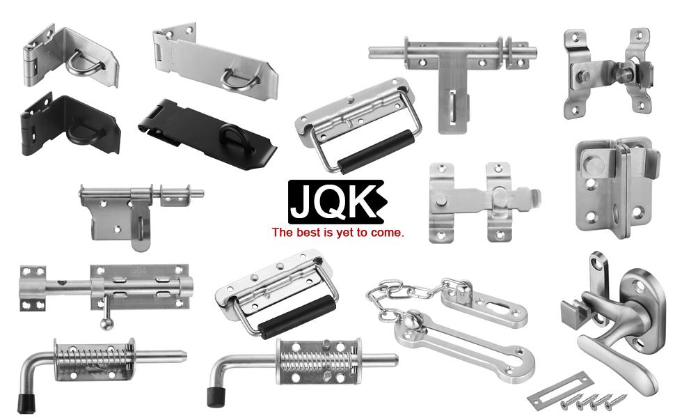 jqk door lock latch 90 spring case handle