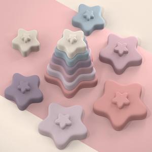 Soft Stacking Blocks Toys