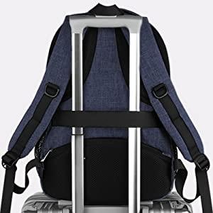 Sac à dos pour ordinateur portable avec port de chargement USB Sac pour ordinateur portable