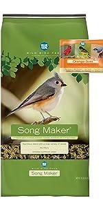 wild bird seed suet