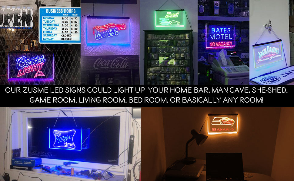 light up your room