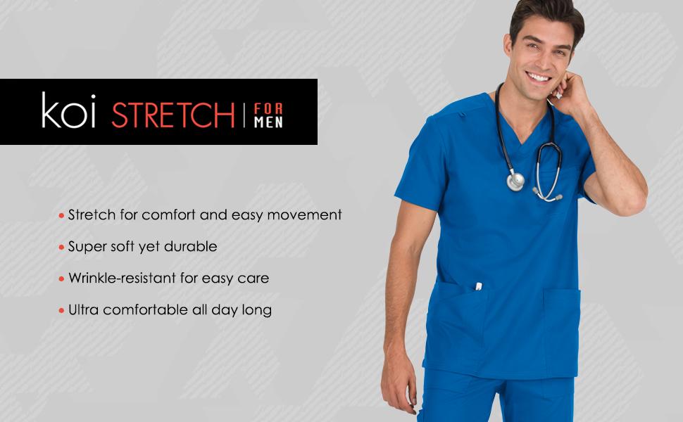 koi Stretch Scrubs Medical Healthcare Uniforms Fashion