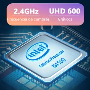 El procesador Intel Celeron N4100