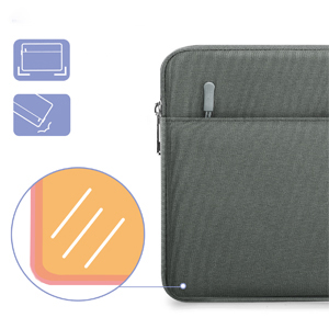 Moko 9 11 Inch Sleeve Case Protective Case With Zip 2 Computers Accessories