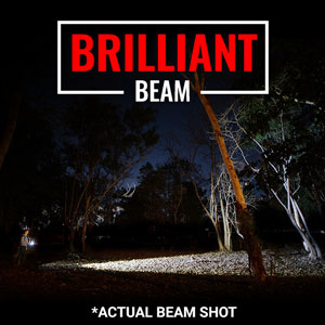 brilliant beam