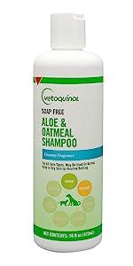 Aloe amp; Oatmeal Shampoo
