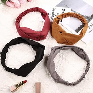 12pcs Boho  Headband Frcolor 8