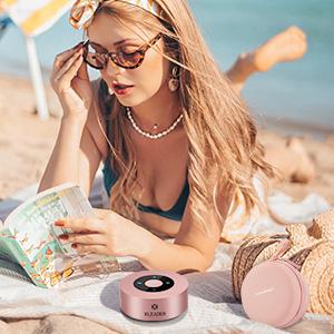portable bluetooth speaker with waterproof case