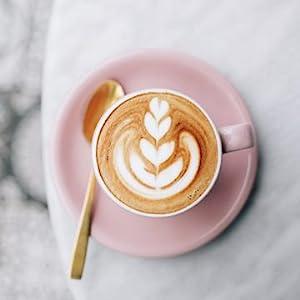 skinny caramel pecan latte