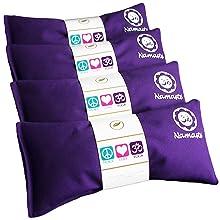 Happy Wraps Namaste Lavender Yoga Eye Pillows - Purple