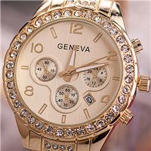 Luxury Rhinestone Watch