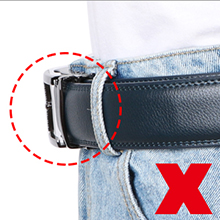 No Buckle Stretch Belt for Women/Men Invisible Elastic Buckle Free Belts