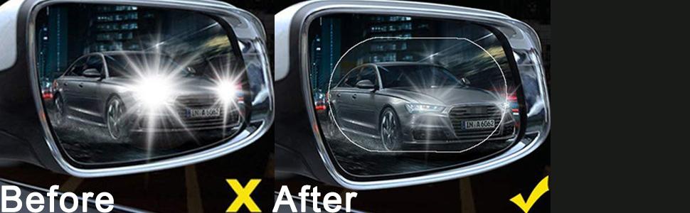 Car Mirror Protection