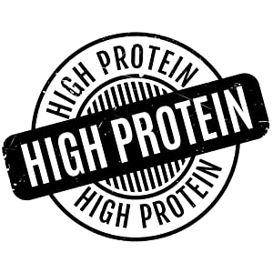 High protein Food chia seed whey