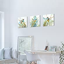 Birds Canvas Wall Art