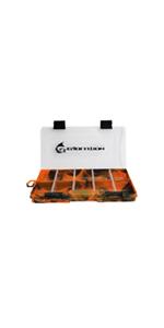 Drift Series Orange Tackle Tray