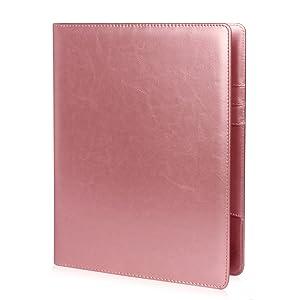 Rose gold Padfolio/Resume Portfolio Folder