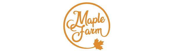 Maple Farm Logo