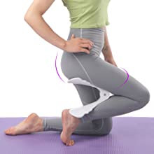 thigh master inner and outer thigh exercise equipment postpartum rehabilitation for women hip traine