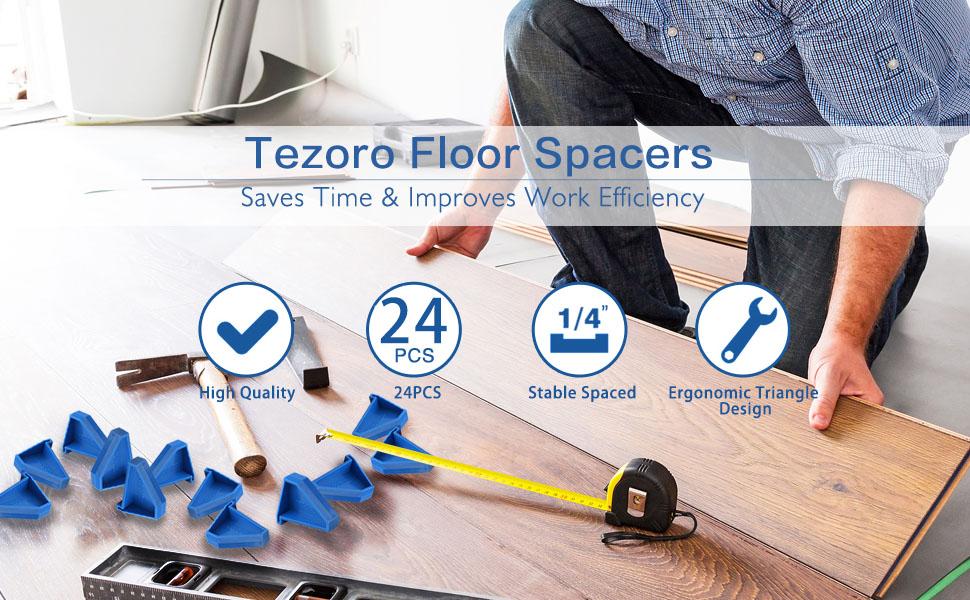 Floor Spacers Laminate floor Laminate Wood vinyl plank flooring