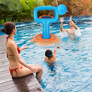 Summer Pool Party Basketball for adults and children