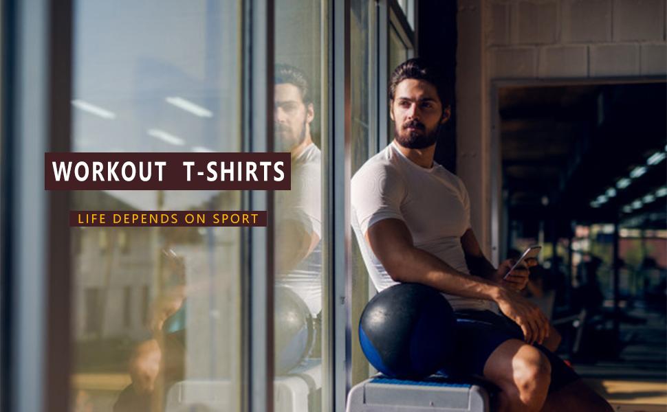mens gym shirt