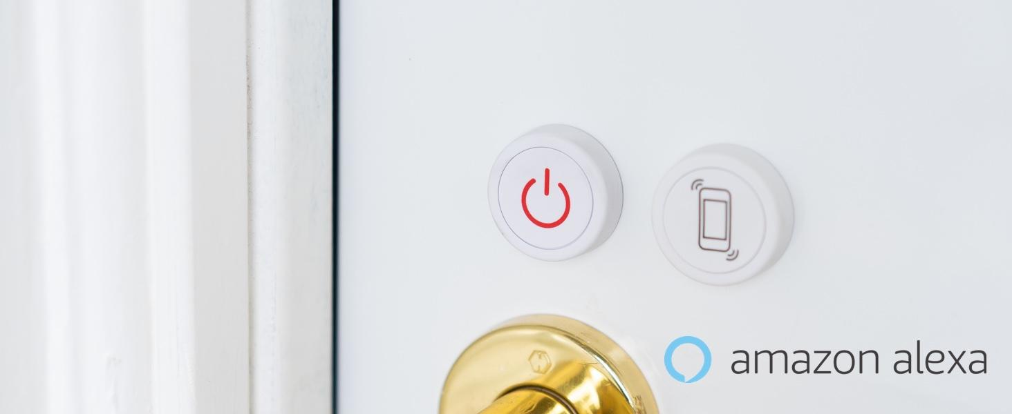 Alexa button, Smart button, Button for Alexa