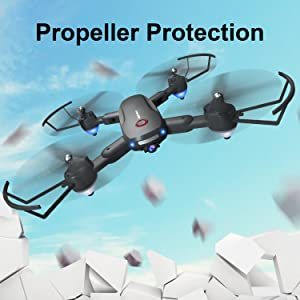 Flashandfocus.com 24e39792-5c3f-4884-aff1-aa1b2a95161d.__CR0,0,1500,1500_PT0_SX300_V1___ GPS Drone with 4K Camera for Adults, Dual Camera 5G WiFi FPV Live Video Foldable Drone 30mins Flight Time,120°Wide-Angle…