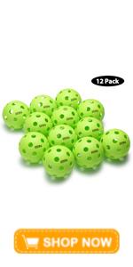pickleball indoor balls