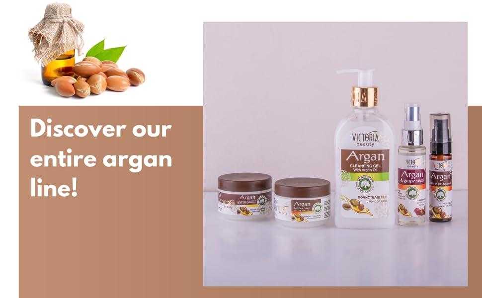 night face cream argan oil