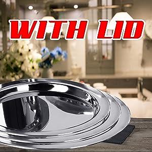 Sumeet 3mm Thick Aluminium Tope Set