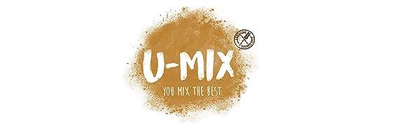 Logo U-mix