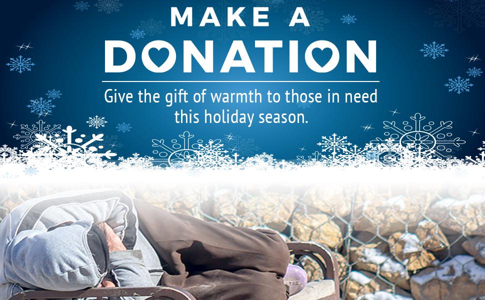 donation, donation kits, warmth kits, warmth donations