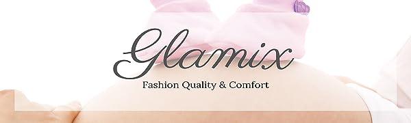 Glamix maternity belly band