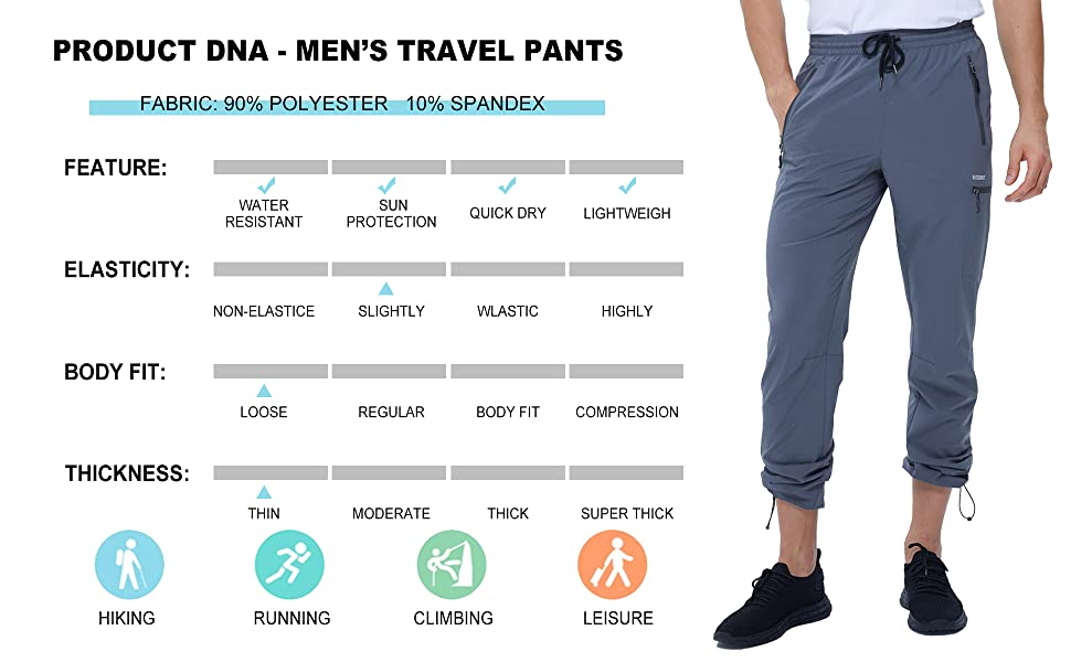 mens adjustable pants