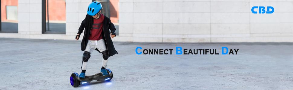 CBD Flash hoverboard brand