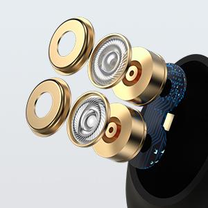 audifonos bluetooth earbuds inear
