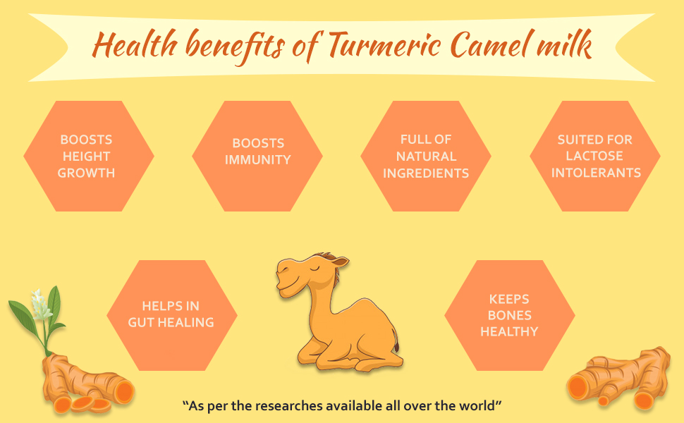 Camel Milk Powder Camel Milk
