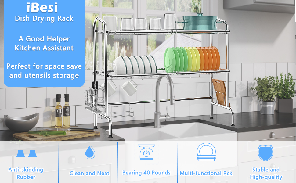 dish drying rack