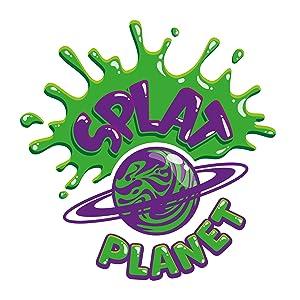 SPLAT PLANET LOGO