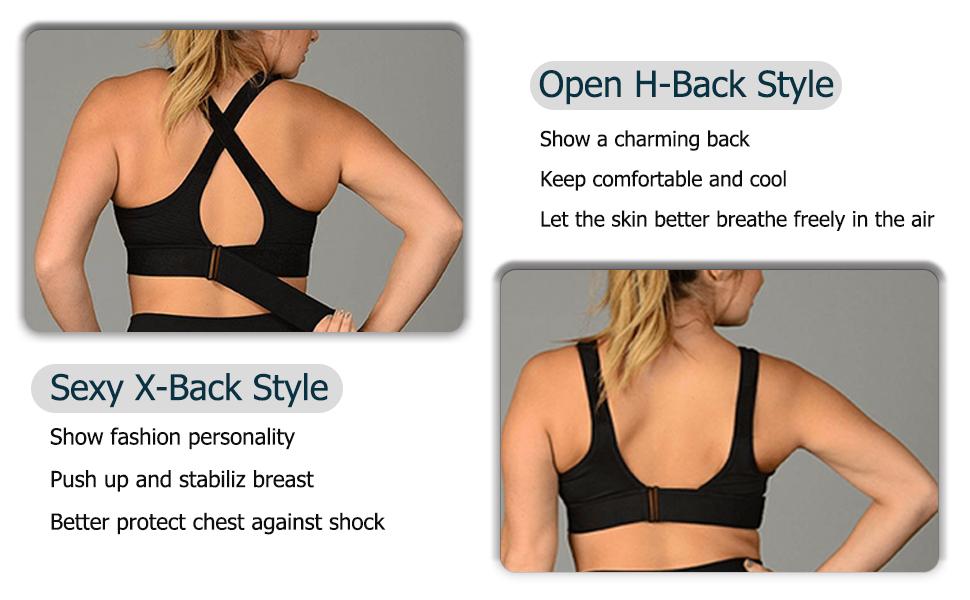 sports bra padded